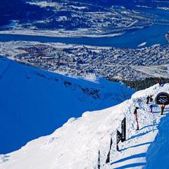 Primera parada del Freeride World Tour 2013: Revelstoke (British Columbia, Canadá).  - ©Freeride World Tour
