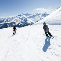 Cote d'Azur Montagne: Skiing with sea views - ©R Palomba - Stations du Mercantour