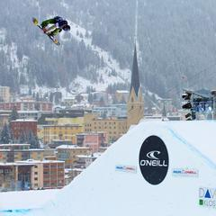 Canadian lands first Triple Cork at O'Neill Evolution 2013 - ©O'Neill Evolution 2013