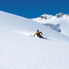 Österreichs Freeride Hot Spots: Pitztaler Gletscher - ©tirolgletscher.com