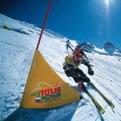 Třídenní lyžovačka v Engelbergu - ©Engelberg-Titlis Tourist Office