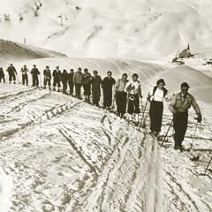 Arlberg: A winter sports myth for more than 100 years - ©TVB St. Anton am Arlberg