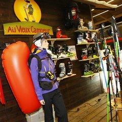 Au printemps, prix bas sur le matériel de ski