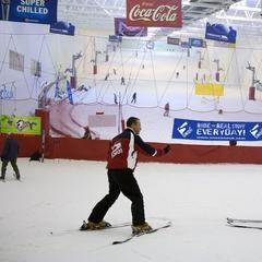 Summer deals at indoor ski slopes - ©Snow Factor