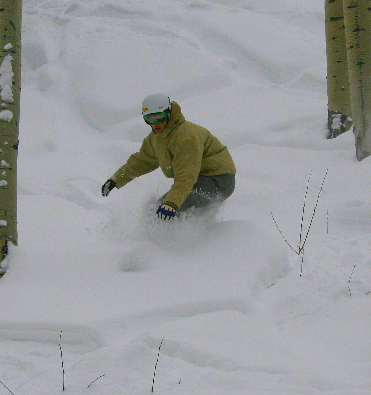 Powderhorn snowboardingundefined