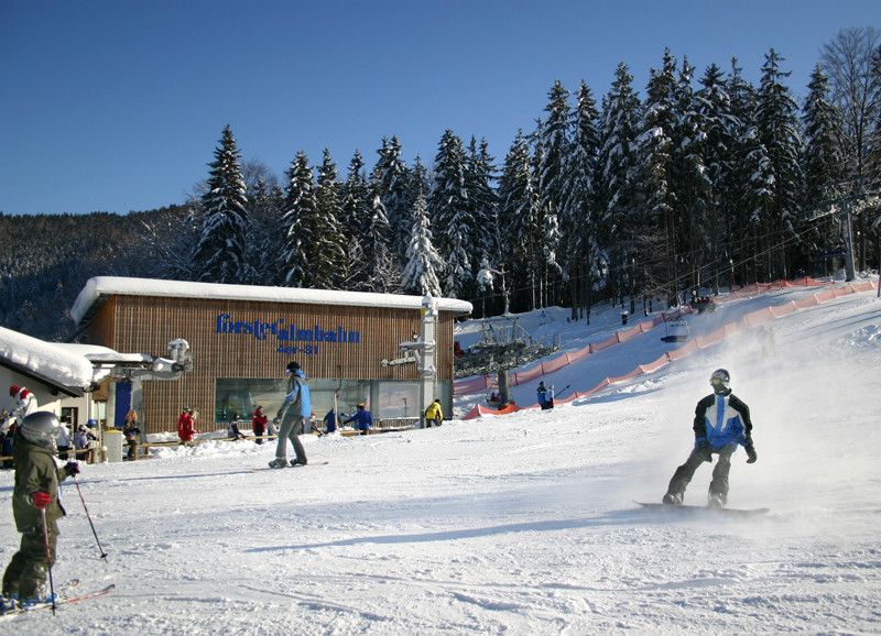 Ski resort Forsteralmundefined