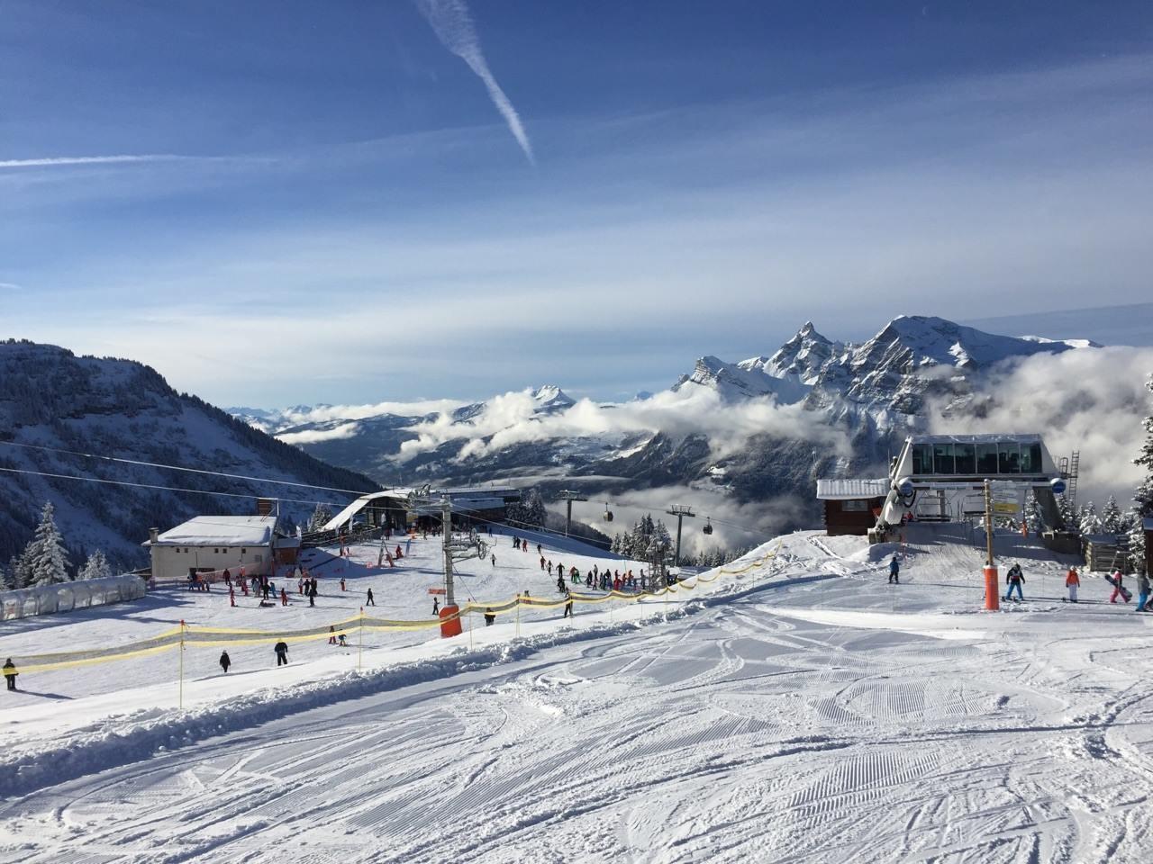 ski les Carroz