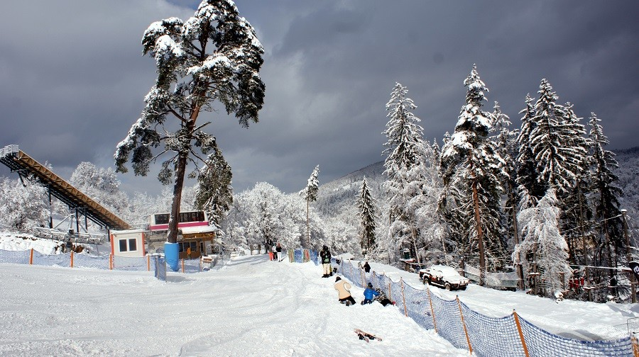 Ski Resort Skolnity