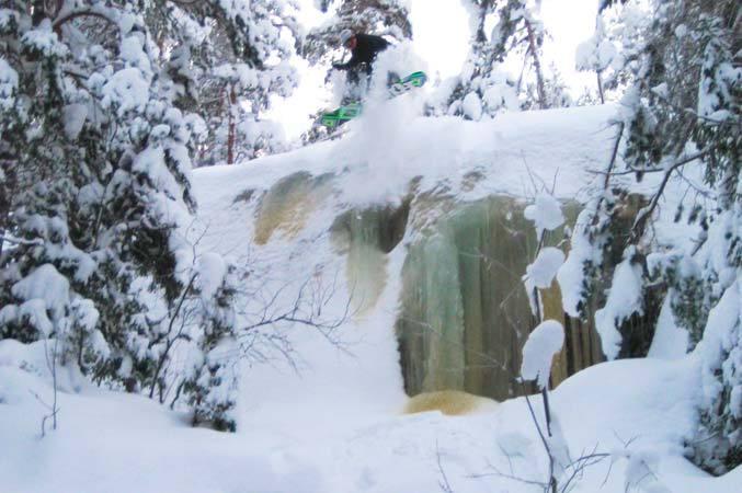 Vrådal - snow racer 677px
