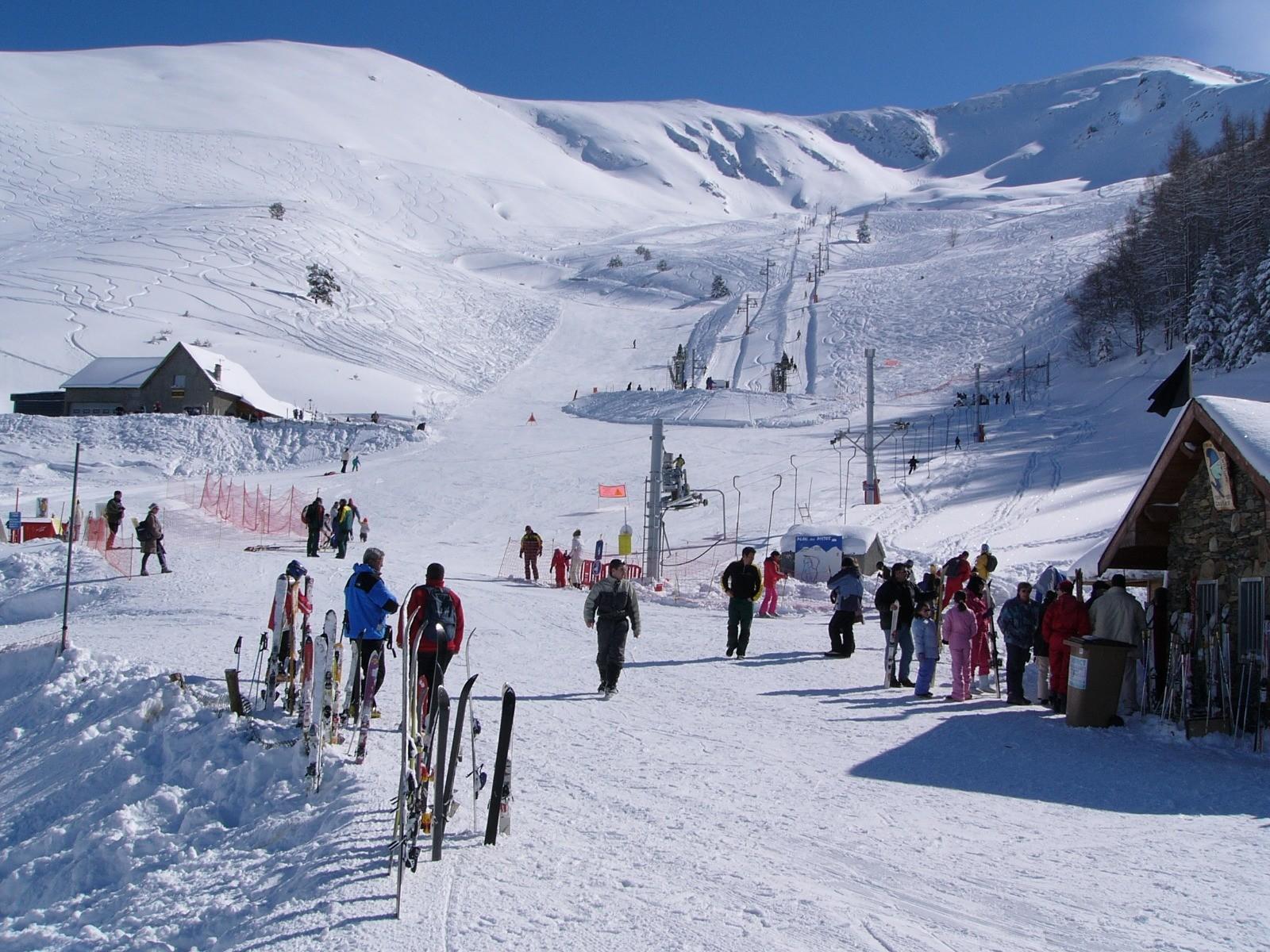 Station de ski de Goulier